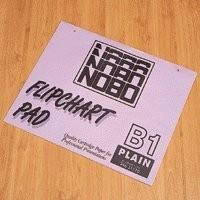 Nobo 40 Ruled Flipchart Pad 584mm
