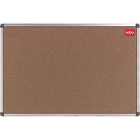 Nobo Elipse 1800x1200mm Cork Board