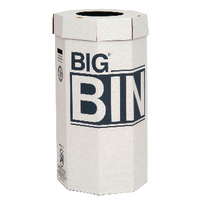 Acorn Green Big Recyclng Bin 160Ltr Pk5