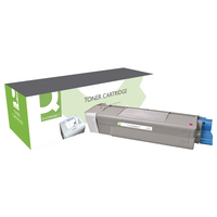 Q-Connect Oki C5650/5750 Magenta Toner