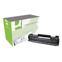 Q-Connect HP 85A Black Toner CE285A