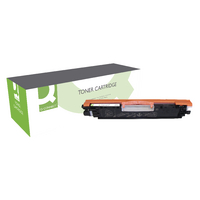 Q-Connect HP 126A Black Toner CE310A