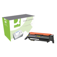 Q-Connect Samsung Y4072 Yellow Toner