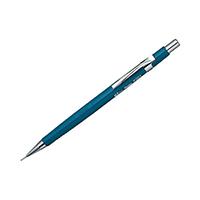 Pentel Blue P200 Auto 0.7mm Pencil Pk12