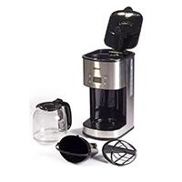 Digital 10Cup Coffee Maker Silver IG8250