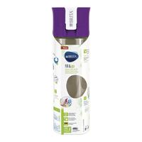 Brita 600ml Vital Water Bottle Purple