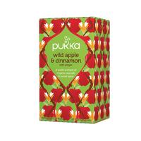 Pukka Wild Apple/Cinnamon Tea Pk20 P5039