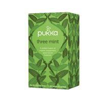 Pukka Three Mint Tea Pk20 P5025