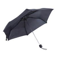 Black Compact Umbrella