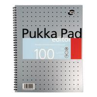 Pukka A4 Editor Ruled Pads Pk3 EM003