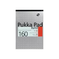 Pukka A4 Refill Pad Margin 4 Hole Pk6