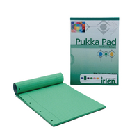 Pukka A4 Refill Pad Green Pk6