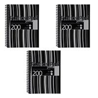 Pukka Black A5 Jotta Notebook Pk3 JP021