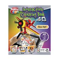Pukka Pad Interactive Book 4D Race Day