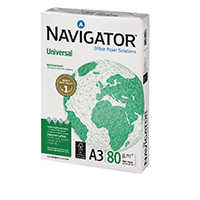 Navigator Universal A3 Paper 5xReams