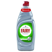 Fairy Platinum Dish Washing Liquid 615ml