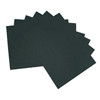 Black A3 Office Card 210gsm Pk20