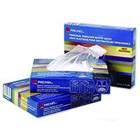 Rexel Shredder Waste Sack 115L Pk100