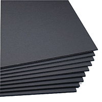 West Design Black A1 Foamboard Pk10