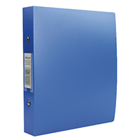 Rexel Blue 2 Ring A5 Binder 25mm PK10