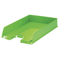 Rexel Choices Letter Tray A4 Green