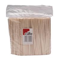 Wooden Coffee Stirrers Pk1000 3842
