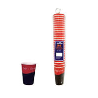 Caterpack 35cl Ripple Wall Hot Cup Pk25