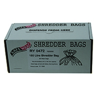 Safewrap Shredder 150 Litre Bags Pk50