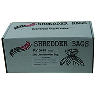 Safewrap Shredder 250 Litre Bags Pk50