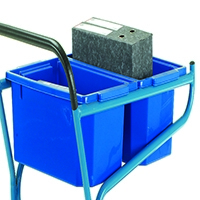 Small Container Order Picking Trolley