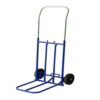 General Duty Lightweight Blue Hand Truck