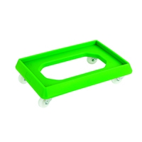 Green Plas Dolly For 600X400 Container