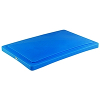 Blue Lid For Sct1 Truck Bin 326065