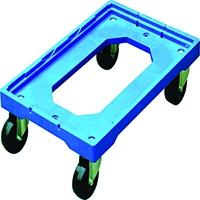VFM Blue Plastic Dolly