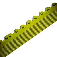 Anti-Fatigue Yellow Tile Female Bvl Edge