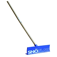 Snoblad Blue Snow Shovel