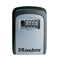 Masterlock 4digit Combi Lock Key Storage