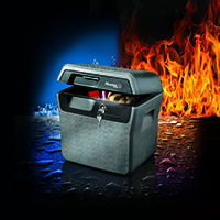 Master Lock Jumbo Waterproof Fire-Safe