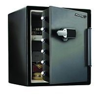 Master Lock Elect Water/Fire Safe 56 Ltr