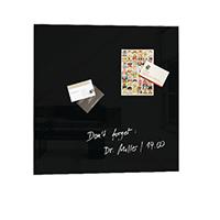 Sigel Artv Black 480x480 Mag Glass Board