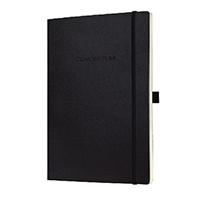 Sigel Black 135x210mm Notebook CO222