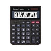 Rebell Panther 12 BX Desktop Calculator