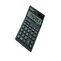 Sharp Black EL-124AT Desktop Calculator