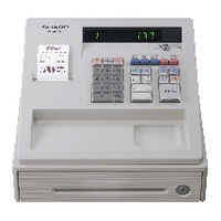 Sharp XEA137 Cash Register XEA137WH