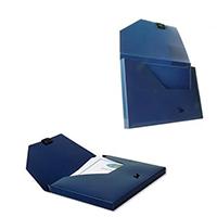 Snopake A4 25mm Dark Blue DocBox 12845