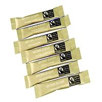 Fairtrade Brown Sugar Sticks Pk1000