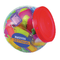 Kevron Clicktag Key Tab Tub Asstd Pk150