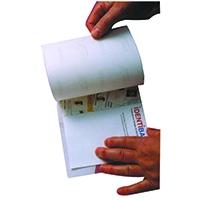 Identibadge A4 S/Seal Laminate Card Pk20