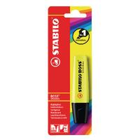 Stabilo Boss Yellow Highlighter Pen