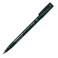 Staedtler Lumo Blk SF Perm OHP Pen Pk10